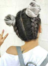 Hairstyles diy and tutorial for all hair lengths 128   fashion