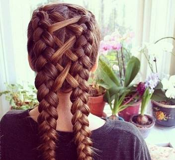 Hairstyles diy and tutorial for all hair lengths 170   fashion