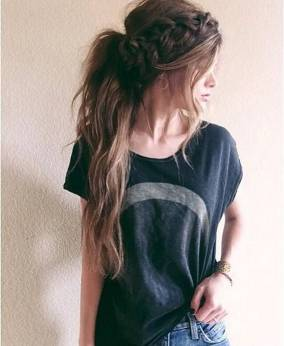 Hairstyles diy and tutorial for all hair lengths 179 | fashion