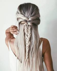 Hairstyles diy and tutorial for all hair lengths 180 | fashion