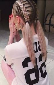 Hairstyles diy and tutorial for all hair lengths 181 | fashion