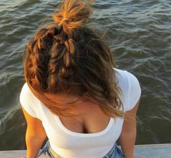 Hairstyles diy and tutorial for all hair lengths 193   fashion