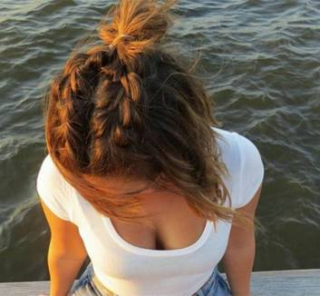 Hairstyles diy and tutorial for all hair lengths 193 | fashion