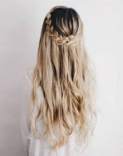 Hairstyles diy and tutorial for all hair lengths 199 | fashion