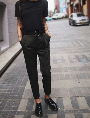 If femenine is not your style, these outfits are what you were looking for (49)