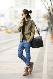 If femenine is not your style, these outfits are what you were looking for (51)