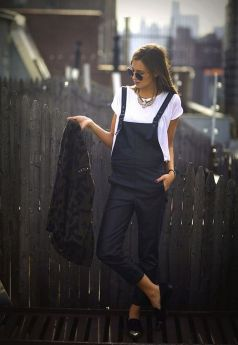 If femenine is not your style, these outfits are what you were looking for (72)