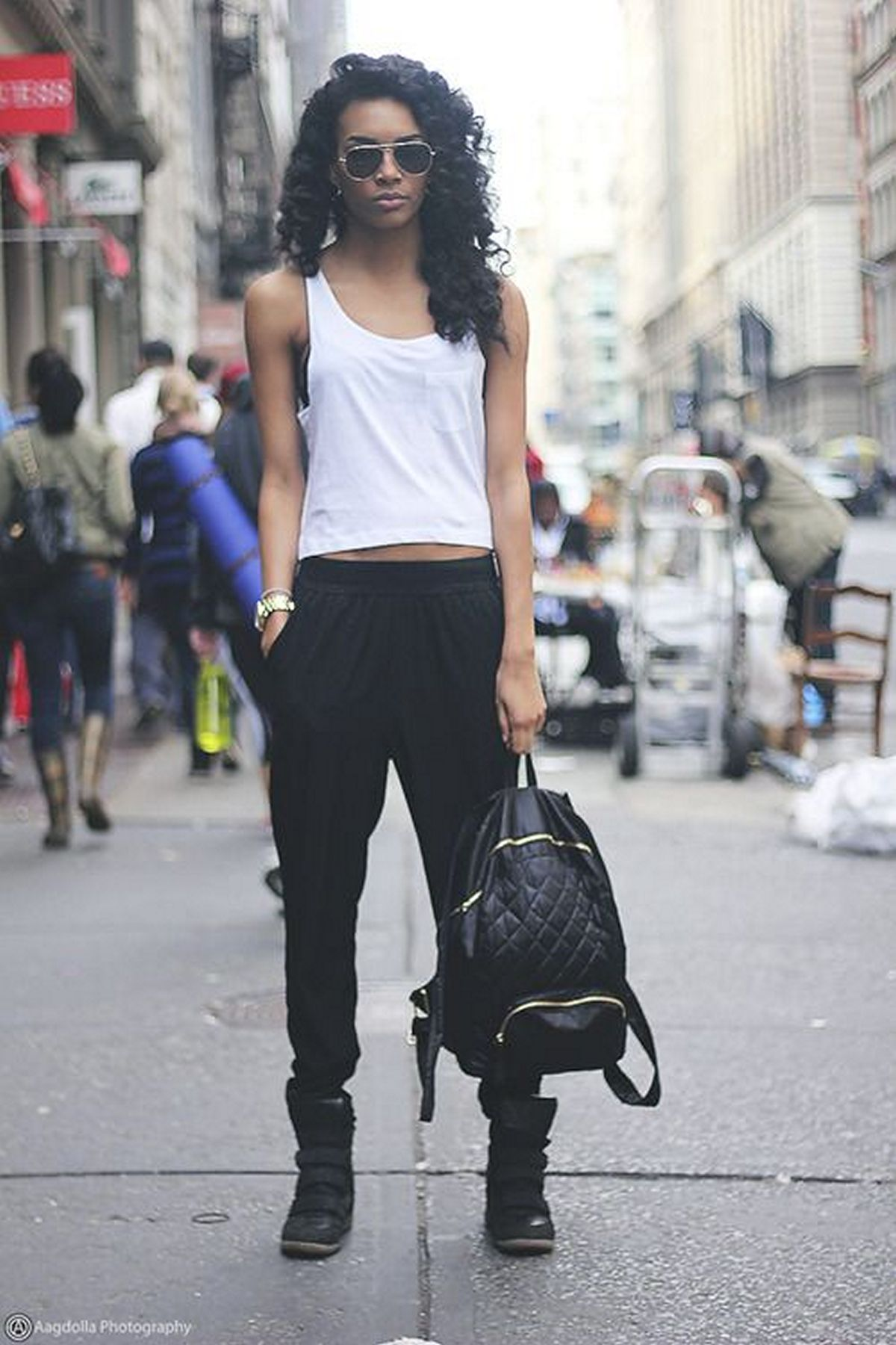 If femenine is not your style, these outfits are what you were looking for (73)