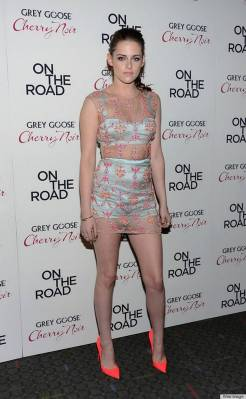 Kristen Stewart in a Gorgeous Fashion - 051 | Fashion DressFitMe