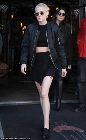 Kristen Stewart in a Gorgeous Fashion - 091 | Fashion DressFitMe