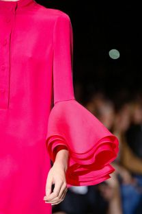 Pink sleeve dress idea for daily action 12 fashion