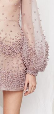 Pink sleeve dress idea for daily action 56 fashion
