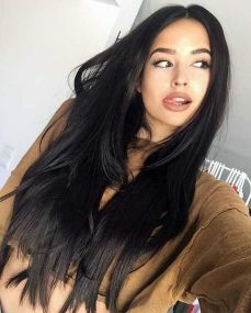 Stunning hairstyles for warm black hair ideas (09)