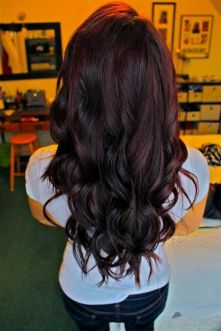 Stunning hairstyles for warm black hair ideas (31)