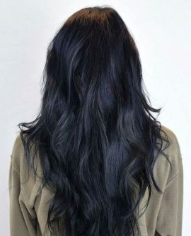 Stunning hairstyles for warm black hair ideas (33)