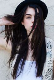 Stunning hairstyles for warm black hair ideas (38)