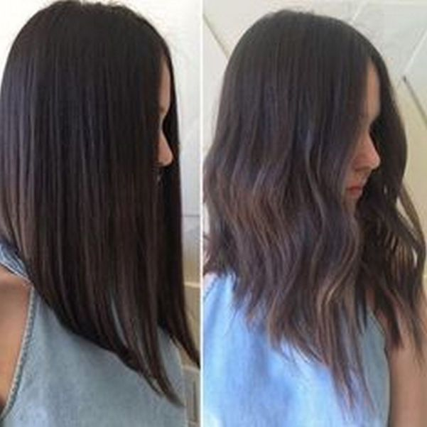 Stunning hairstyles for warm black hair ideas (41)
