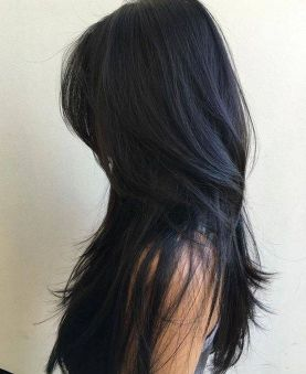 Stunning hairstyles for warm black hair ideas (46)