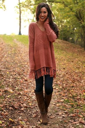 Sweaters outfit idea you should try this year (004)   fashion