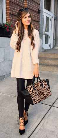 Sweaters outfit idea you should try this year (009)   fashion