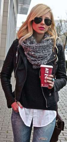 Sweaters outfit idea you should try this year (030) | fashion