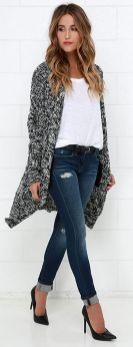 Sweaters outfit idea you should try this year (043)   fashion