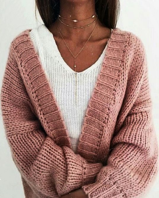 Sweaters outfit idea you should try this year (049)   fashion