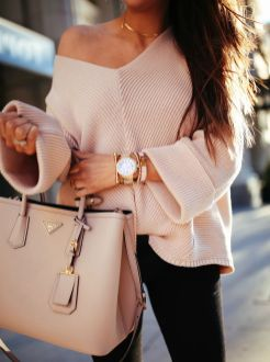 Sweaters outfit idea you should try this year (054) | fashion