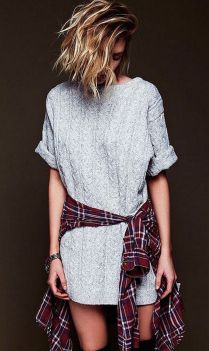 Sweaters outfit idea you should try this year (061)   fashion