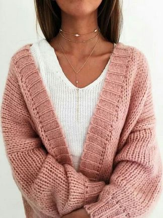 Sweaters outfit idea you should try this year (062) | fashion