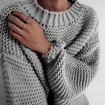 Sweaters outfit idea you should try this year (074) | fashion