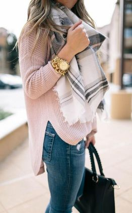 Sweaters outfit idea you should try this year (089)   fashion