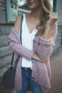 Sweaters outfit idea you should try this year (093) | fashion