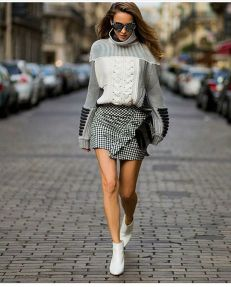 Sweaters outfit idea you should try this year (100) | fashion