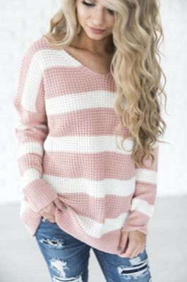 Sweaters outfit idea you should try this year (108) | fashion