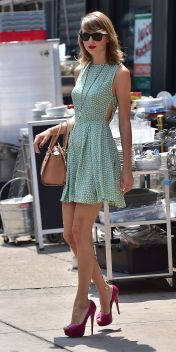 Taylor swift's most epic fashion moments 07