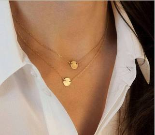 The Ultimate Layered Necklaces Idea - 28 | Fashion DressFitMe