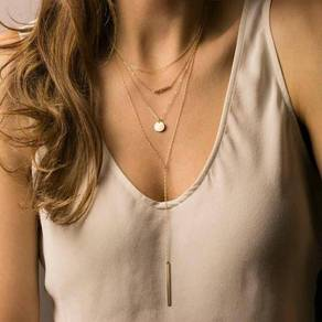 The Ultimate Layered Necklaces Idea - 31 | Fashion DressFitMe
