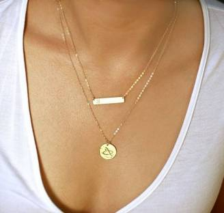 The Ultimate Layered Necklaces Idea - 38 | Fashion DressFitMe