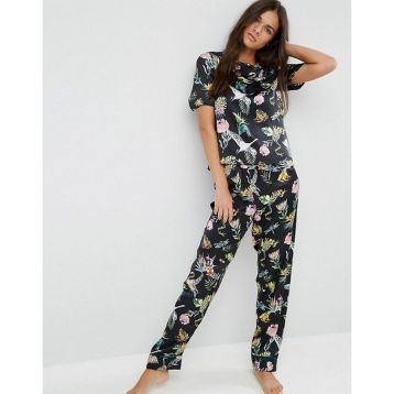 Women's pyjamas style to help you look sharp 017 fashion