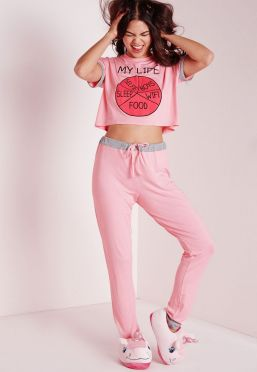 Women's pyjamas style to help you look sharp 029 fashion