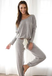 Women's pyjamas style to help you look sharp 046 fashion