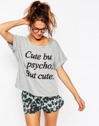 Women's pyjamas style to help you look sharp 080 fashion