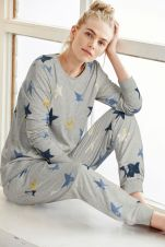 Women's pyjamas style to help you look sharp 108 fashion