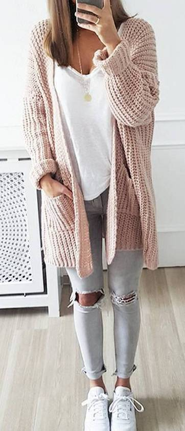 Women's white sneakers outfit 29
