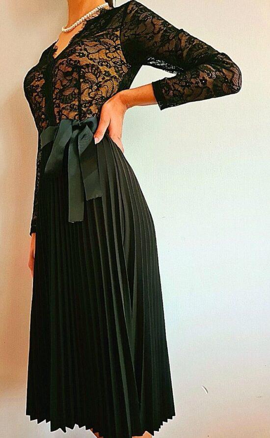 дамска рокля дълга