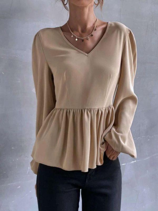Стилна блуза