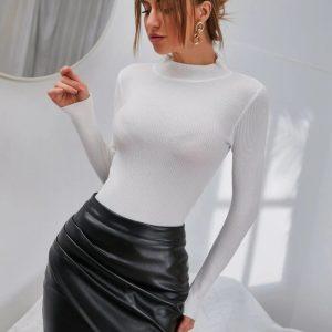 Стилен дамски пуловер