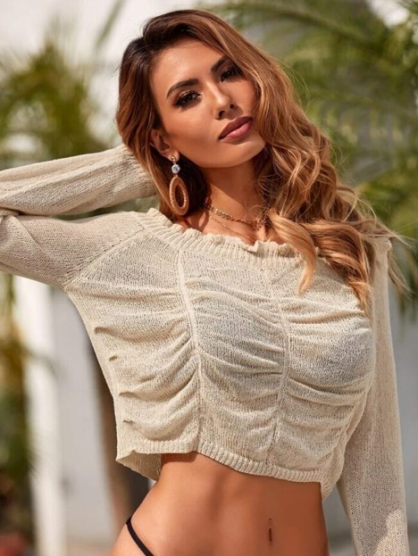 Модерна дамска блуза