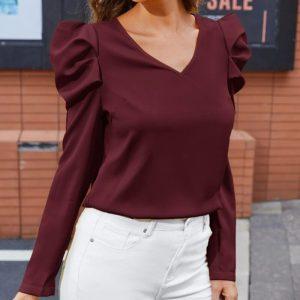 Актуална дамска блуза